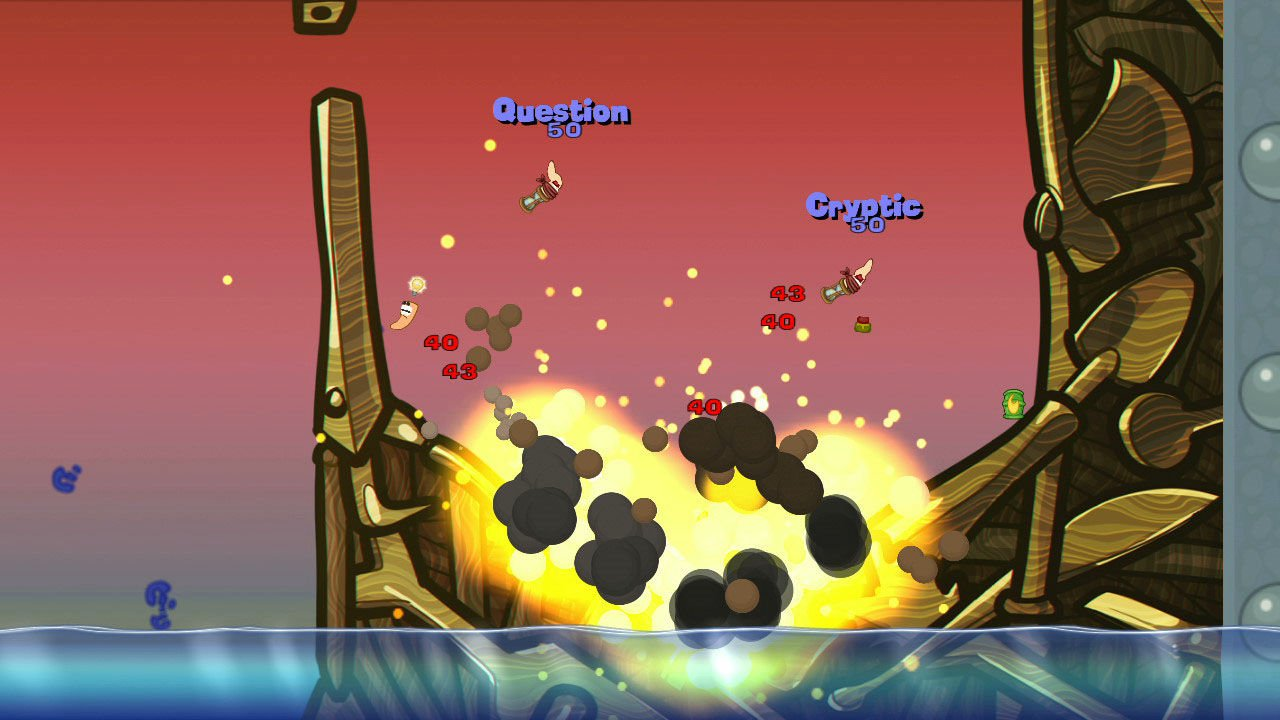 Worms Reloaded Puzzle Pack 5
