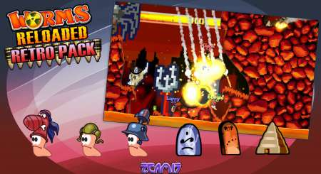 Worms Reloaded Retro Pack 1
