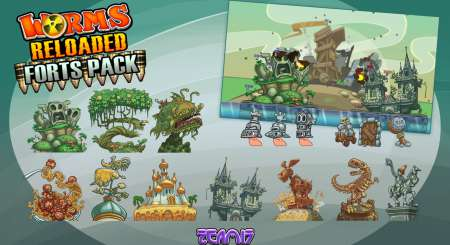 Worms Reloaded Game of the Year Edition 11