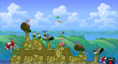 Worms Reloaded Game of the Year Edition 12