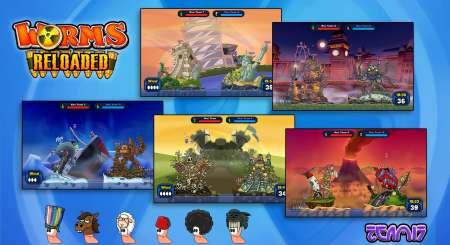 Worms Reloaded Game of the Year Edition 28