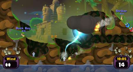 Worms Reloaded Game of the Year Edition 31