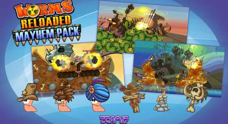 Worms Reloaded Game of the Year Edition 32
