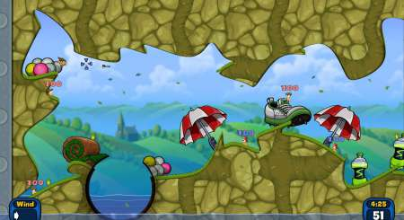 Worms Reloaded Game of the Year Edition 34