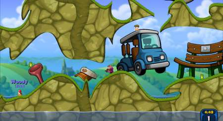 Worms Reloaded Game of the Year Edition 4