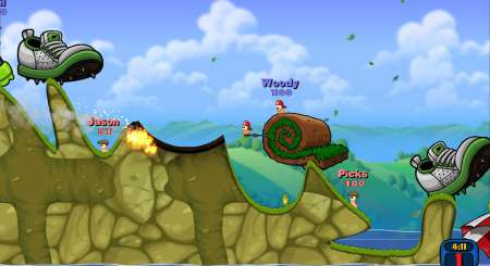 Worms Reloaded Game of the Year Edition 53