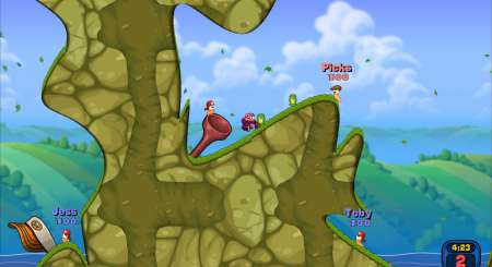 Worms Reloaded Game of the Year Edition 63