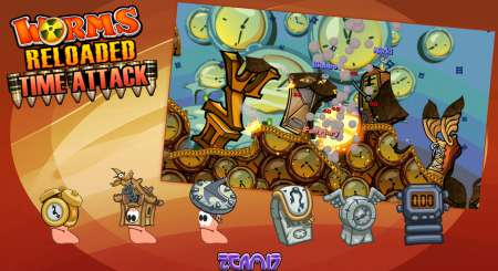 Worms Reloaded Game of the Year Edition 9