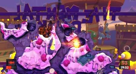 Worms Revolution Funfair 1