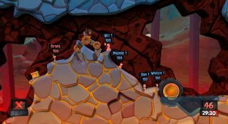 Worms Revolution Mars Pack 1
