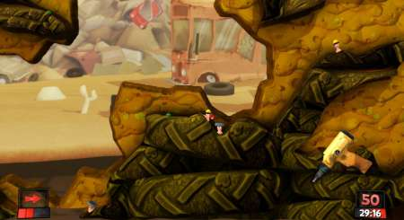 Worms Revolution Gold Edition 13