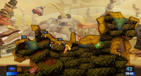 Worms Revolution Gold Edition 19