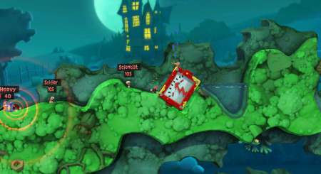 Worms Revolution Gold Edition 22
