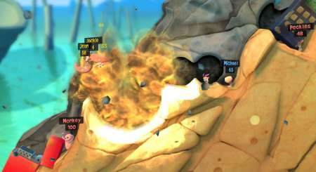 Worms Revolution Gold Edition 28