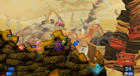 Worms Revolution Gold Edition 34