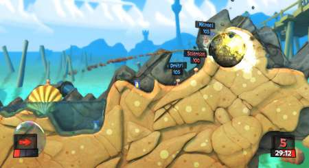 Worms Revolution Gold Edition 38