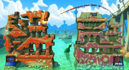Worms Revolution Gold Edition 40
