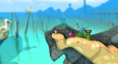 Worms Revolution Gold Edition 5