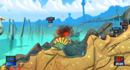 Worms Revolution Gold Edition 55