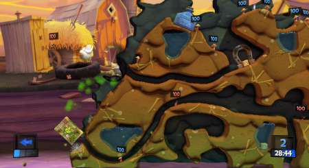 Worms Revolution Gold Edition 8