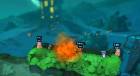 Worms Revolution Gold Edition 9