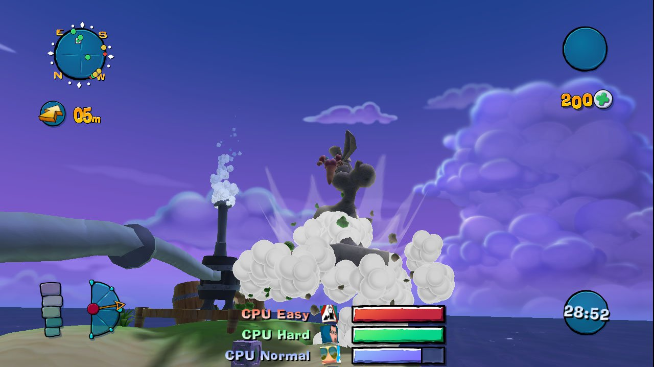 Worms Ultimate Mayhem Deluxe Edition 8