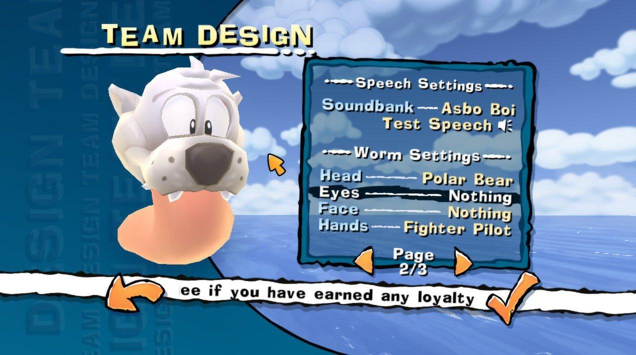 Worms Ultimate Mayhem Customization Pack 2