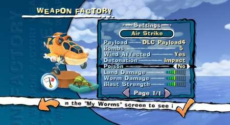 Worms Ultimate Mayhem Customization Pack 9