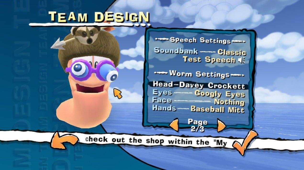 Worms Ultimate Mayhem Customization Pack 8