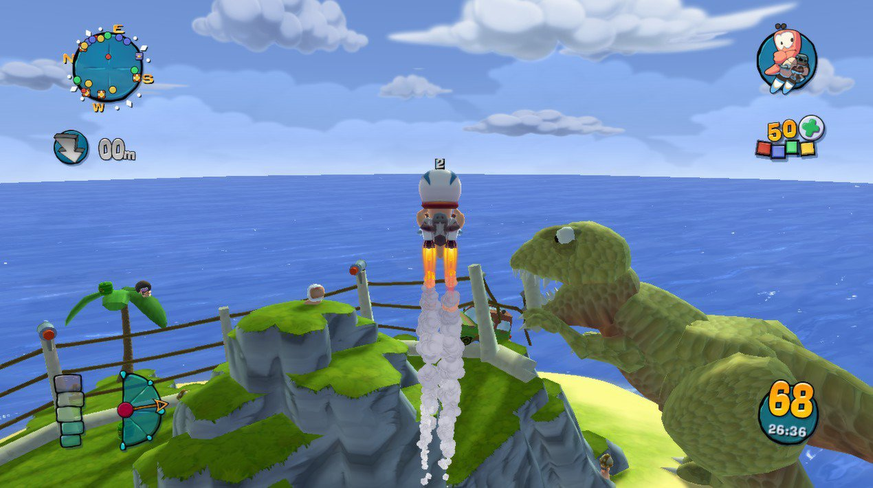 Worms Ultimate Mayhem Multiplayer Pack 5