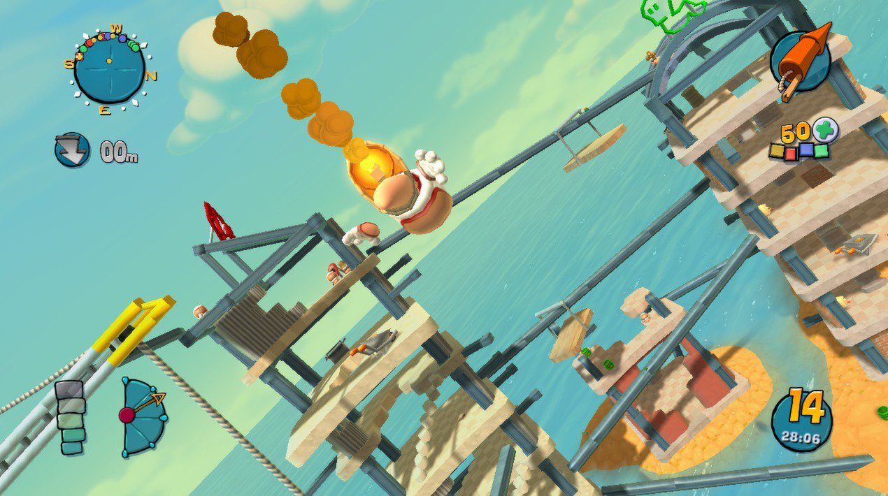 Worms Ultimate Mayhem Multiplayer Pack 7