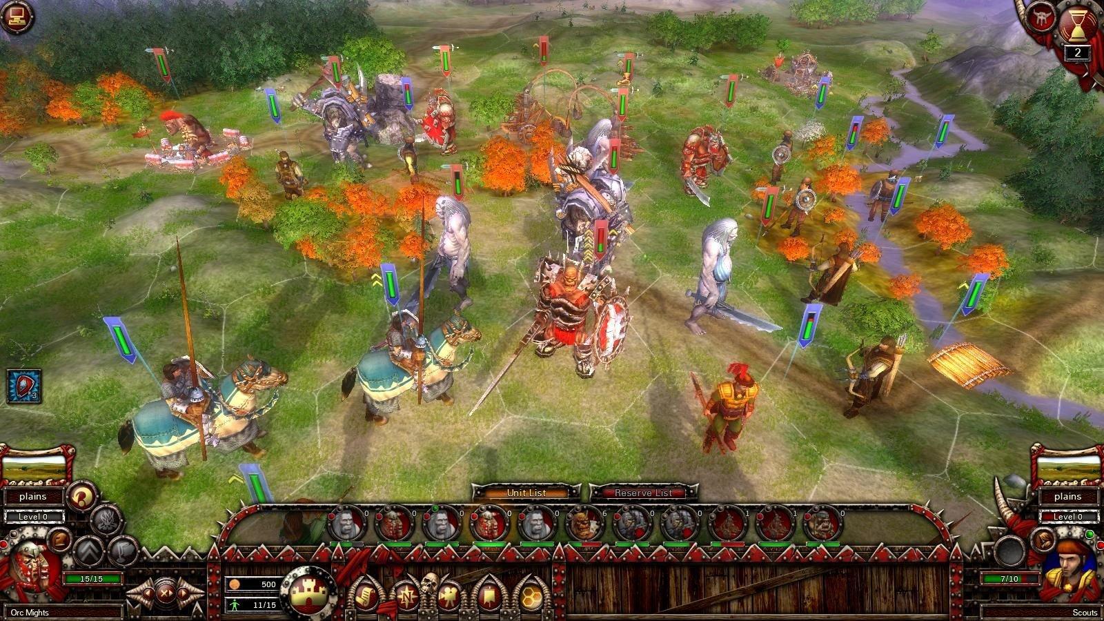 Elven Legacy Magic 1