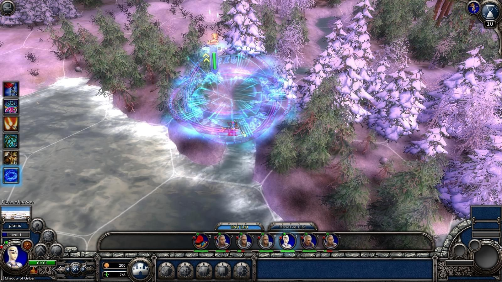 Elven Legacy Magic 11