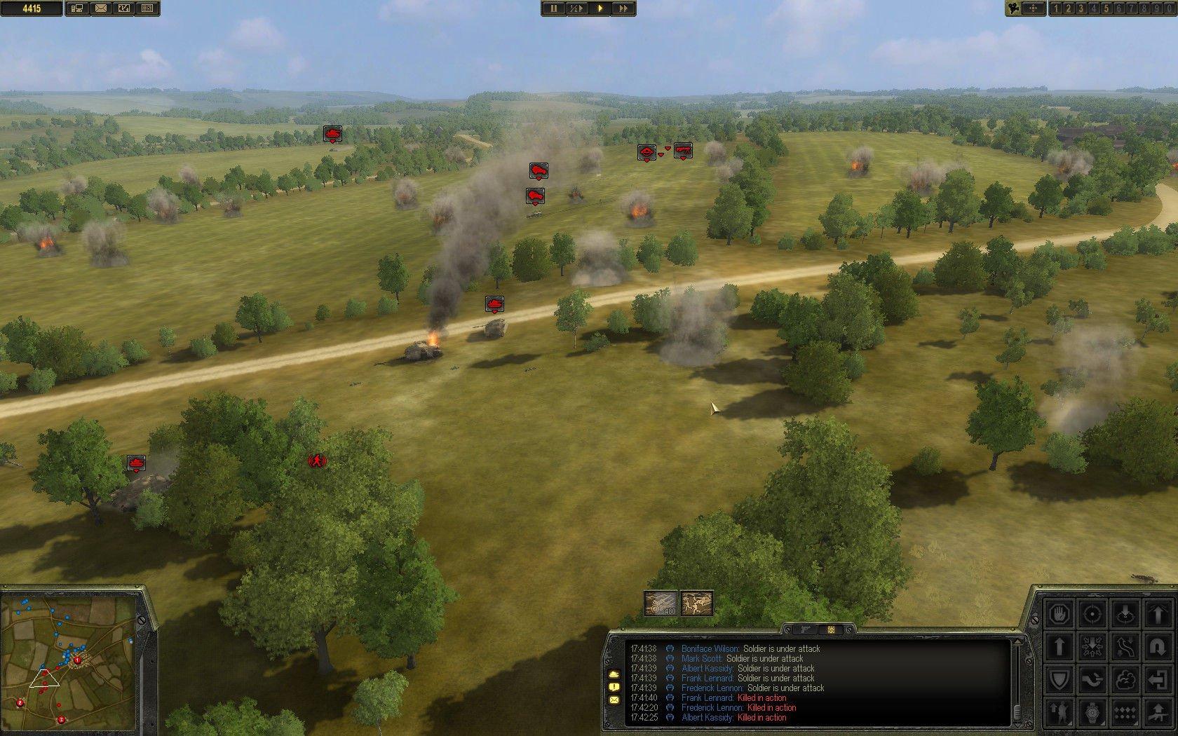 Theatre of War 2 Kursk 1943 Battle for Caen 1