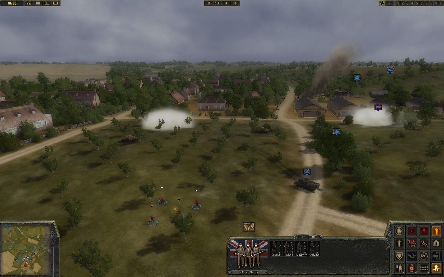 Theatre of War 2 Kursk 1943 Battle for Caen 8