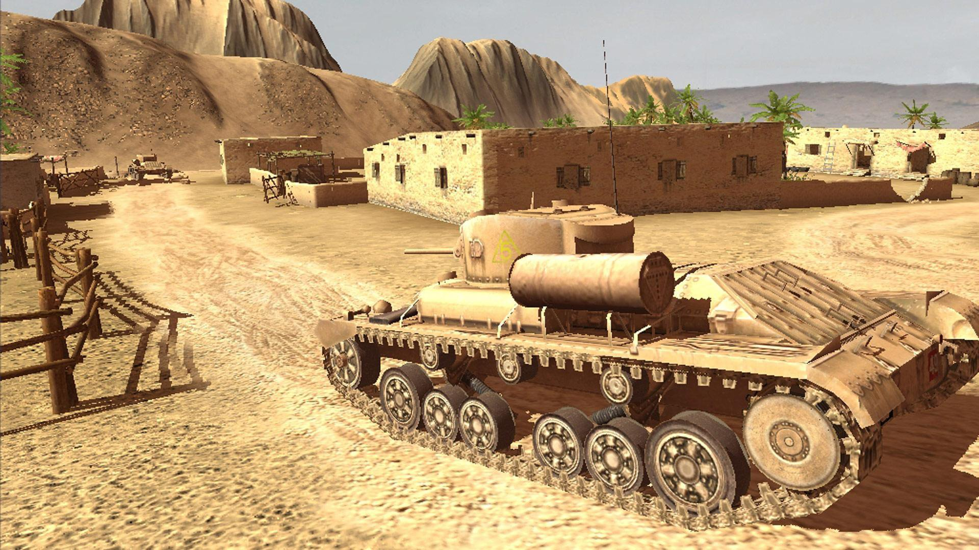 Theatre of War 2 Africa 1943 3