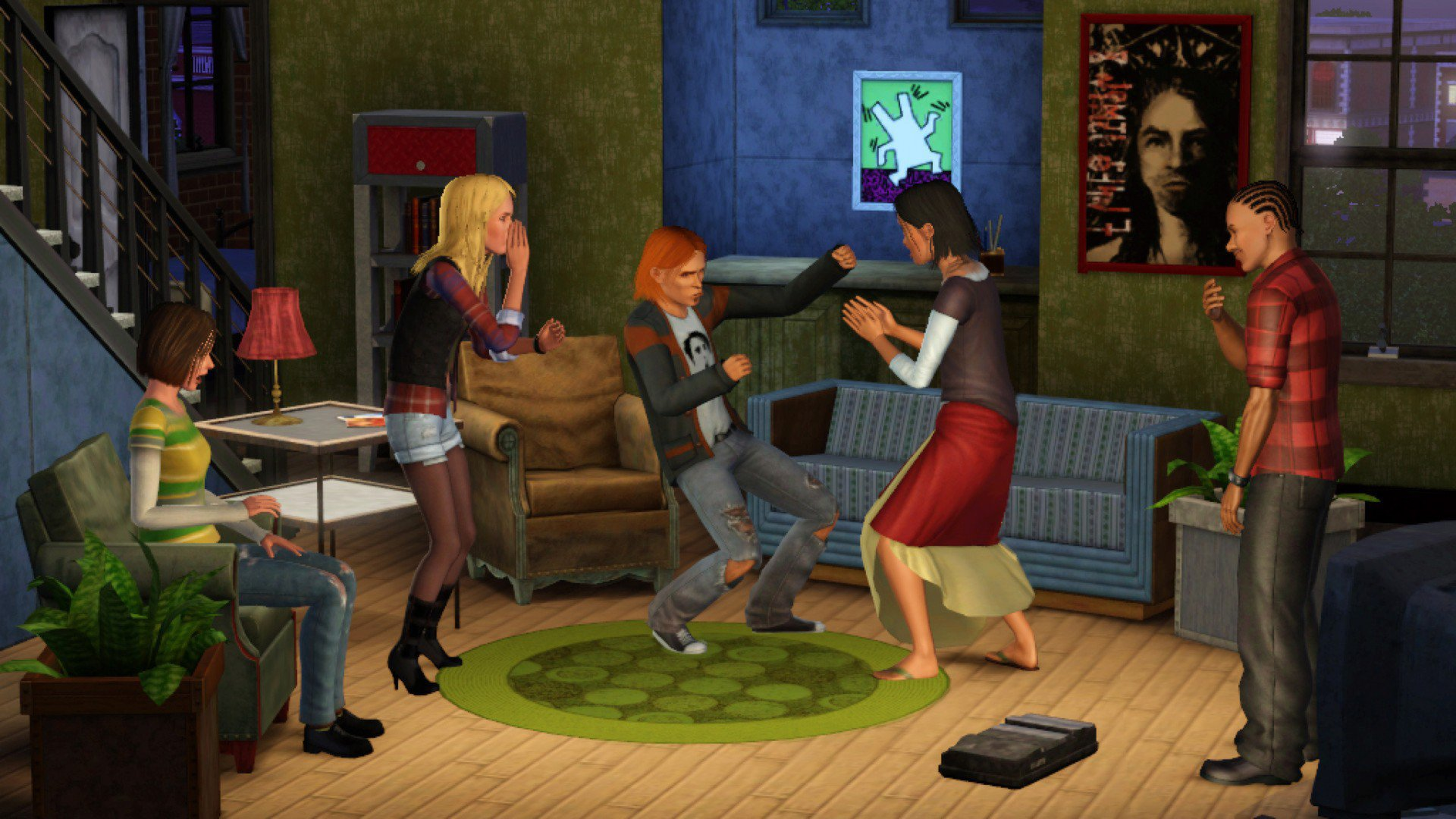 The Sims 3 70s, 80s and 90s Stuff 3
