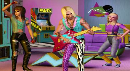 The Sims 3 70s, 80s and 90s Stuff 2