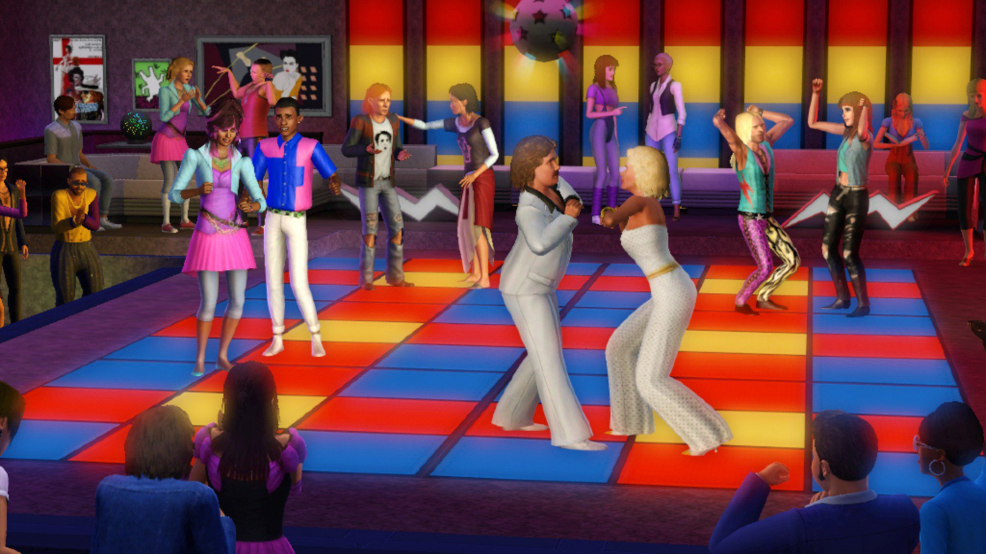 The Sims 3 70s, 80s and 90s Stuff 5