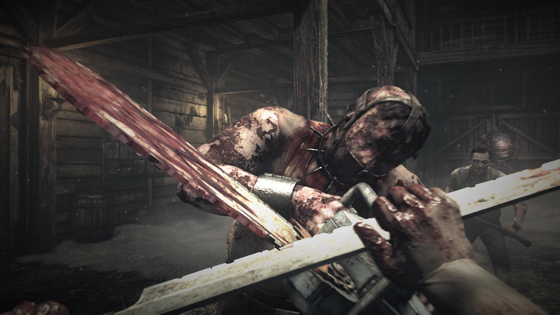 The Evil Within The Executioner 2