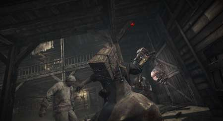 The Evil Within The Executioner 1