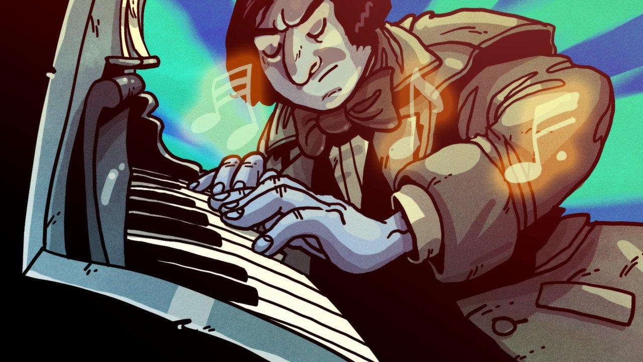 Frederic Resurrection of Music 6