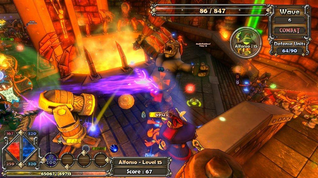 Dungeon Defenders 3
