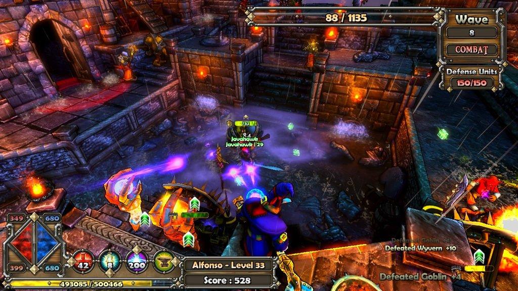 Dungeon Defenders 4