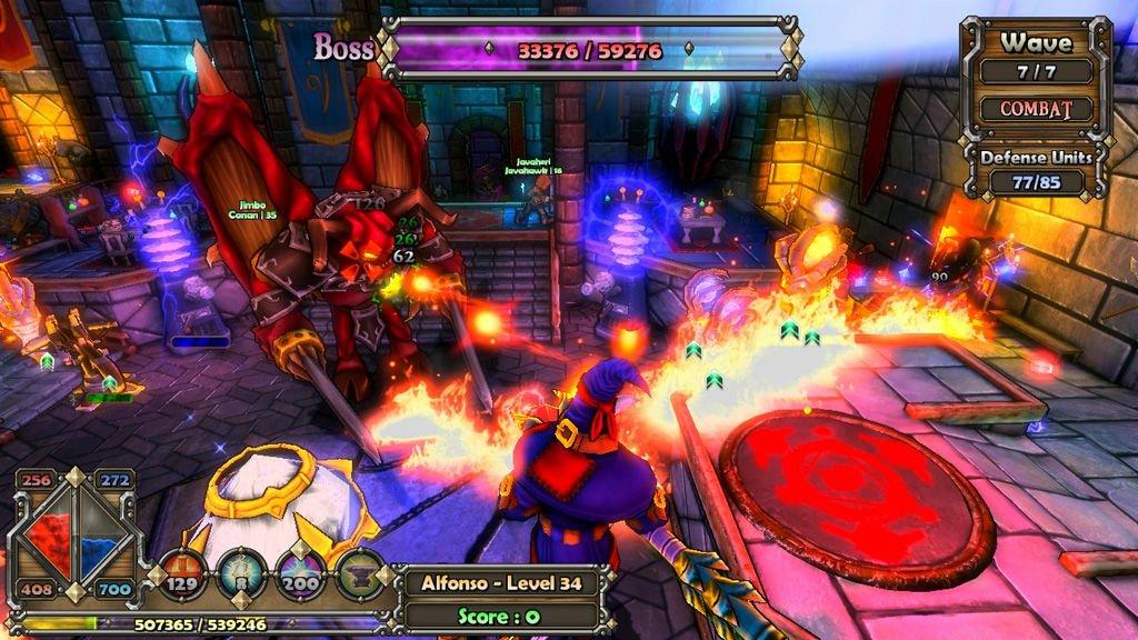 Dungeon Defenders 6