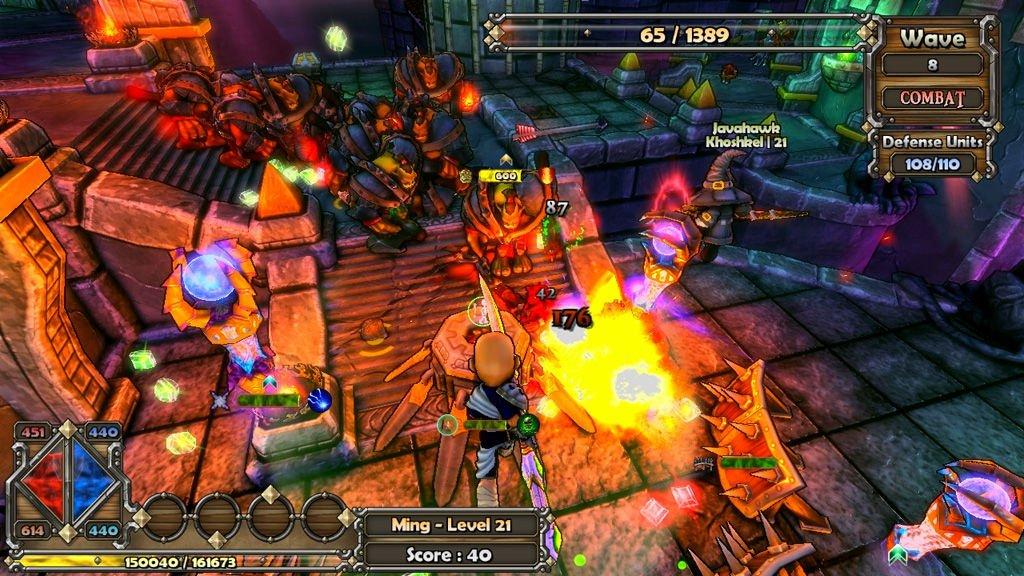 Dungeon Defenders 8