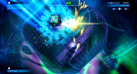 Geometry Wars 3 Dimensions Evolved 3