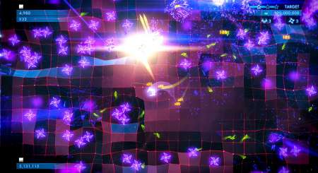 Geometry Wars 3 Dimensions Evolved 5