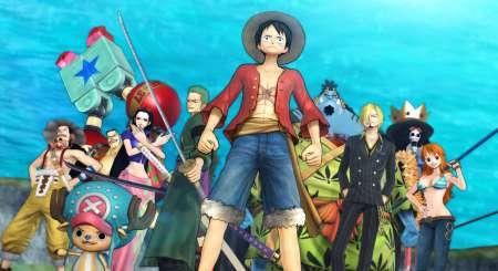 One Piece Pirate Warriors 3 Gold Edition 1