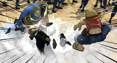 One Piece Pirate Warriors 3 Gold Edition 15